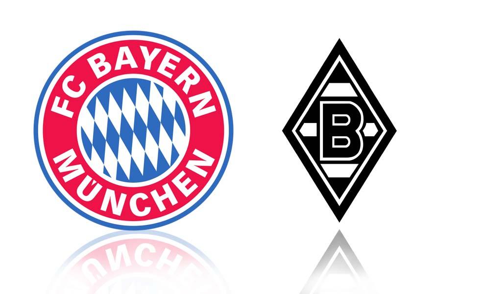 fc bayern münchen gladbach