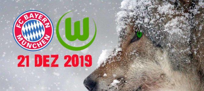 Nach dem Spiel ist vor dem Spiel – die Wölfe rufen