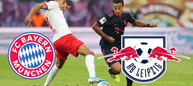 Kampf um die Tabellenführung – Kartenverkauf FCB – RB Leipzig startet